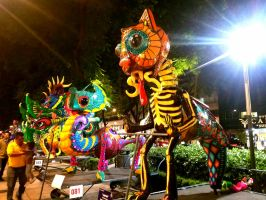 Alebrijes.... by TicklishAndInLove