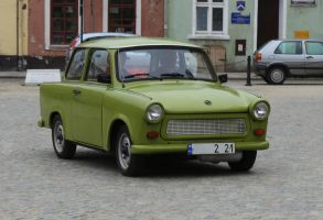 Trabant 601 1988 1 by Abrimaal