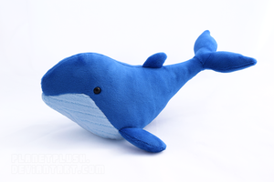 Humpback Whale by PlanetPlush