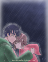 Request: SxS Rainy Day by TrulyTuyet