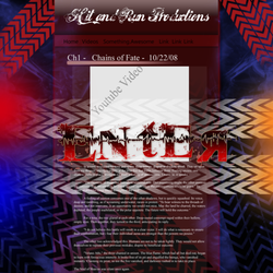 Hit and Run Productions Site by xblBloodwize