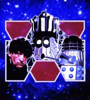 The Evil Of The Daleks by Cotterill23