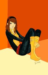 kitty pryde by somefield