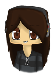 Nanalps's Minecraft Character [Request] by diamondrosy7