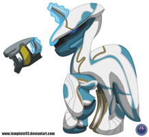 Pony Frost by Template93
