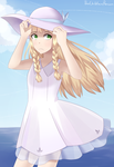 Lillie! by TheChildrenReason