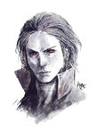 Glaive Noctis by kowan