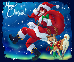 Slater Claus by Ace-Zaslavsky