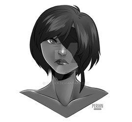 Patreon: Rae Bust by Fellier