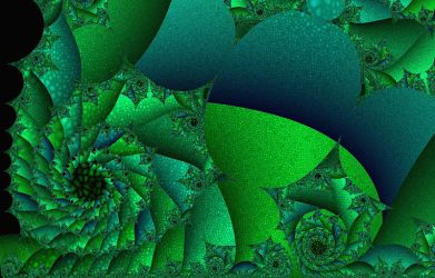 The_Many_Colors_of_Green_by_Sh by DeviousFractals