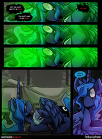Lunar Isolation Pg 123 by TheDracoJayProduct