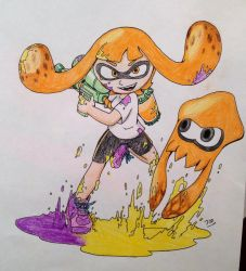 SPLATOON! by TheJege12