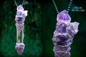 elvish phial The grace of Valar by Gwillieth