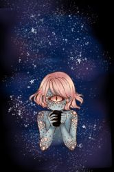 - Cup of Space - by Anemone-senpai