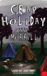 Crap Holiday book cover by horsenburger