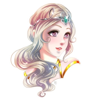 Mirabelle by mejllano