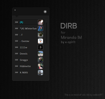 Dirb by coroners