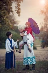 Gintama: I'm so happy to have met you by Feeri-Theme