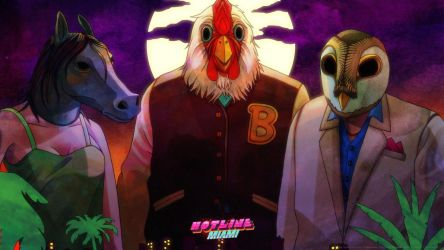 Hotline Miami Timeline Analysis by BeatleNumber9