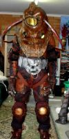 Big Daddy Delta Bioshock cosplay by Lily-pily