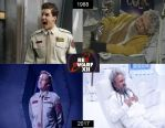 Red Dwarf XII - Classic Rimmer, old Lister by DoctorWhoOne