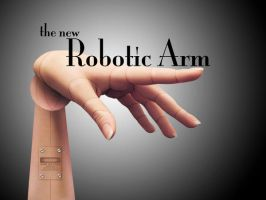 The New Robotic Arm by iRictor