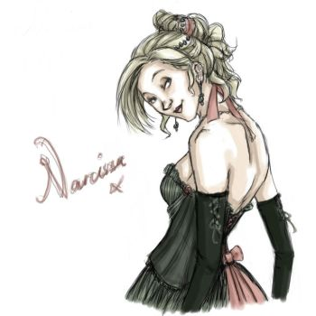Narcissa by Forbis