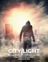 City light Movie Poster by MHDesign94