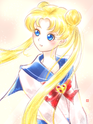 Usagi! by flamemirenchers