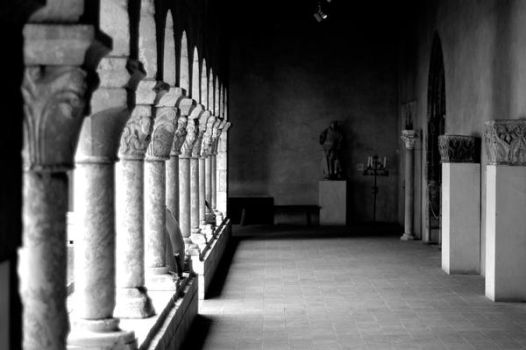 cloistered? not quite by rkbasu
