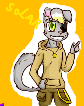 Solars new design by Domino2442