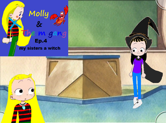 molly  the m gang Ep.4 by grantgman