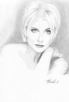 Michelle Collins by gadget1998