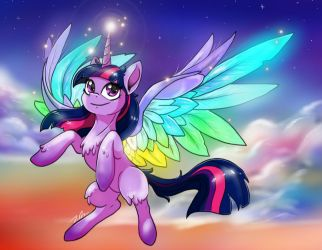 Magical Twilight by joselyn565