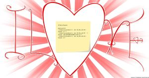 I : heart : by Mathness