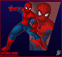 Bro Month 10 - Spider-Man by IanDimas