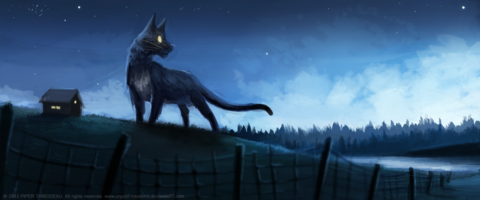 DAY 253. Sidhe - Visual Development 03 by Cryptid-Creations