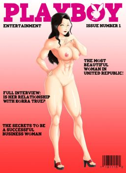 Playboy Magazine - Issue #1 by LauriceDeauxnim