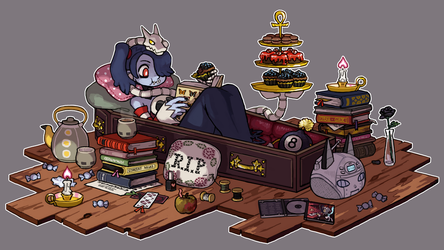 Skullgirls Art Gallery is now Live! by emlan