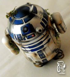 R2D2 Degobah version by FullerDesigns