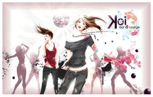 Dance Club vector by BreeLeman