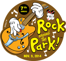 Rock Around the Park 2014 by Huwman