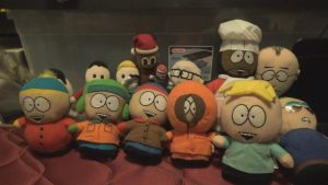 My South Park Plush Collection by TwistedDarkJustin