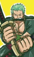 Zoro by UltiMaL