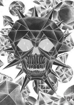 Realm Of The Crystal Skull (Invert) by Dark-Drone