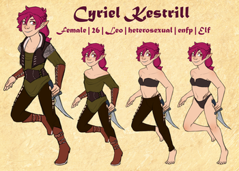 Cyriel Clothing Guide by CrispyCh0colate