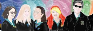 Friends From All Houses by lisloveslife