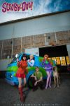 Scooby Doo - Jinkies! What is it Scoob by Benny-Lee