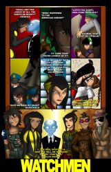 Avatar - Watchmen by What-the-Gaff