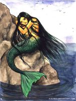 Fantasy - Mermaid UPDATED WITH BETTER QUALITY by Alkanet